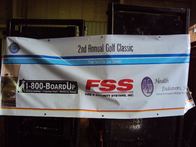 2nd Annual Golf Classic 1 800 Board Up, Fire and Security Systems, Health Endeavors S.C.