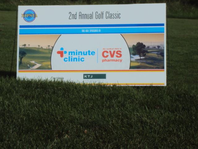 2nd Annual Golf Classic Minutes Clinic, CVS Pharmacy